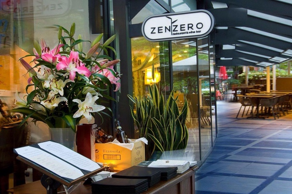5 Best Places for Weekday Set Lunch in KL_Zenzero Restaurant and Bar