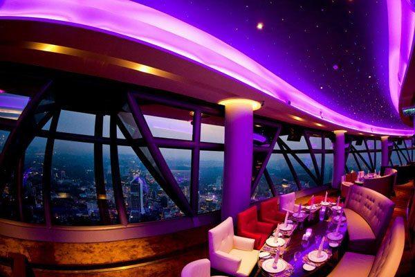 10 Best Buka Puasa Feast in Kuala Lumpur (Part 2)_Atmosphere360 Revolving Restaurant