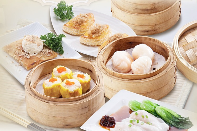 Food Trend 2017 2.0 (Part 2) : Delectable Dim Sum from Group Restaurants in Kuala Lumpur