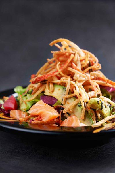 Genji Japanese Restaurant_California Salad