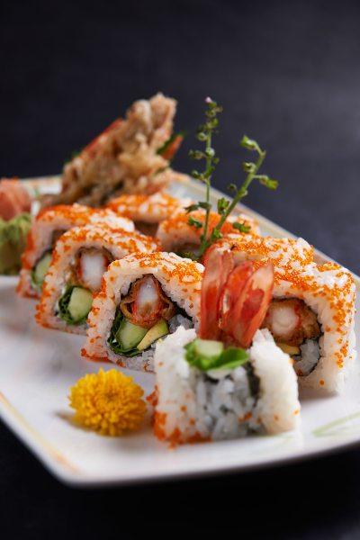 Genji Japanese Restaurant_Jumbo Ebi Ura Maki