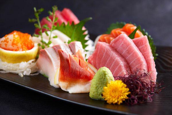 Genji Japanese Restaurant_Sashimi Moriawase