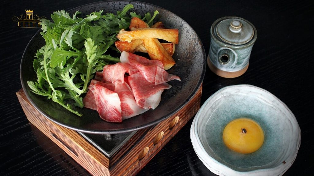 Click here to view Truffle A4 Wagyu Sukiyaki