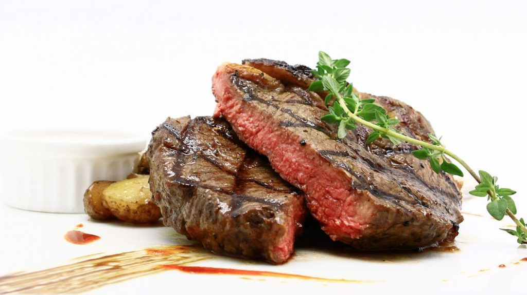 Click here to view Rib Eye Steak