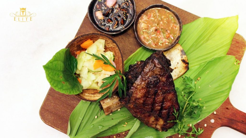 Click here to view the image of Enak KL's Daging Rusuk