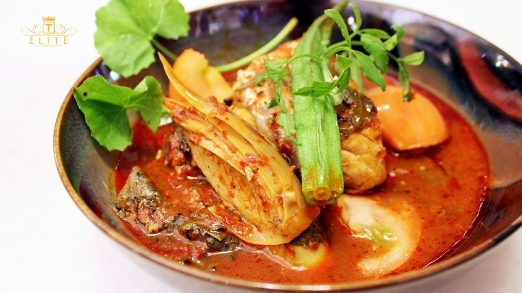 Click here to view the image of Enak KL's Ikan Asam Pedas
