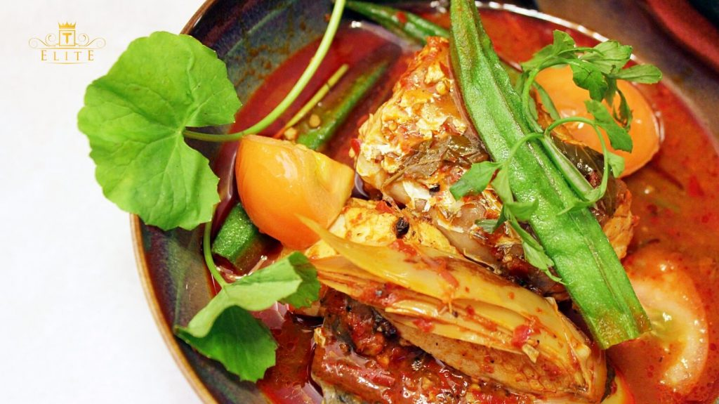 Click here to view Enak KL's Signature Dish - Ikan Asam Pedas