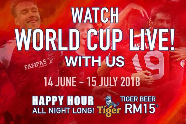 Click here to view World Cup's Promotions at Pampas Steakhouse at Old Malaya