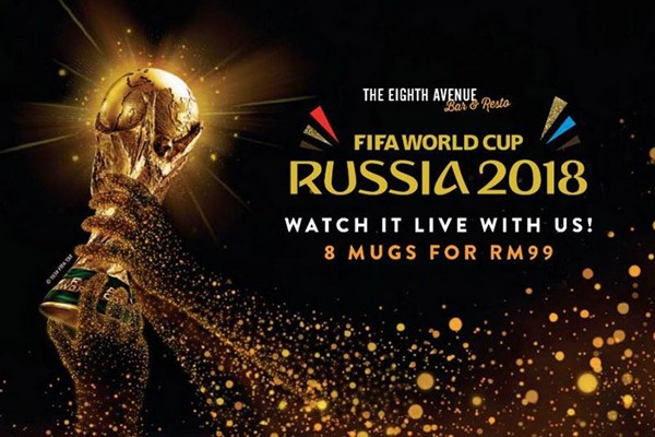 Click here to view Promotion at The Eighth Avenue Publika During FIFA World Cup 2018