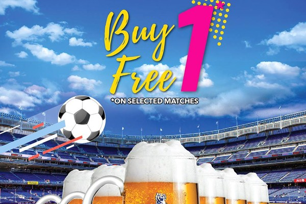 Click here to view Promotions at The Rum Bar KL during FIFA Wolrd Cup 2018