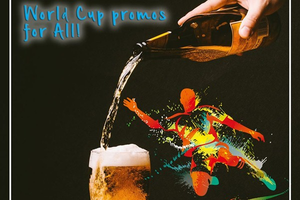 Click here to view Zeta Bar's Promotions During World Cup 2018