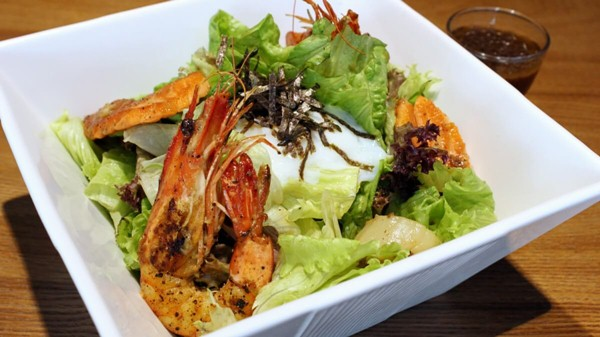Click here to view Kaisen Aburi Salad