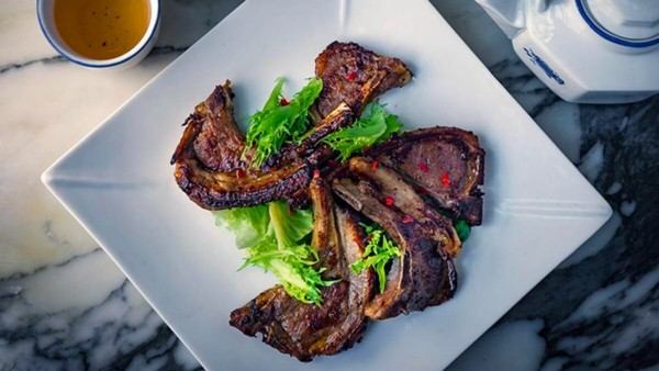 Click here to view Pan Fried Lamb Chop With Chef's Speciality Sauce