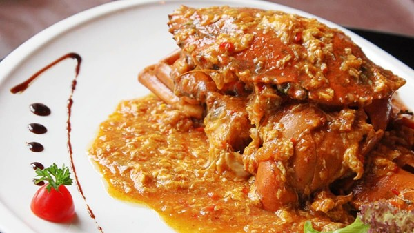 Click here to view Braised Crab with Chili at One Seafood Restaurant