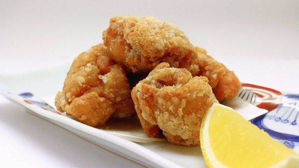 Click Here To View Fried Chicken Thigh Karaage at Touan