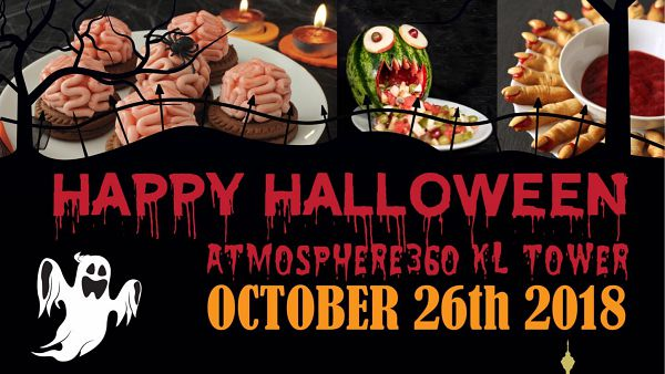Click here to view Halloween Party at Atmosphere 360