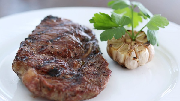 Click Here To View Black Angus Rib Eye at Chambers Grill