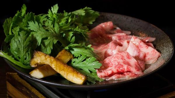 Click here to view Truffle A4 Wagyu Sukiyaki at Babe