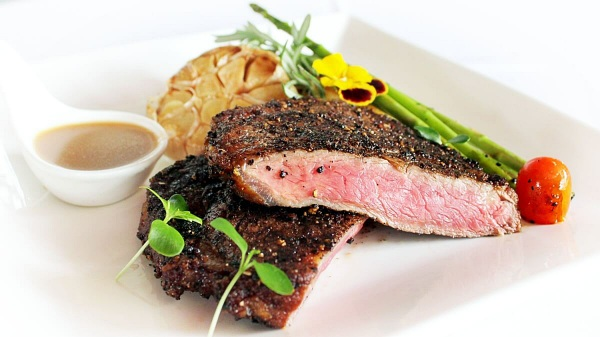 Click Here To View Free Grilled Black Angus Rib Eye