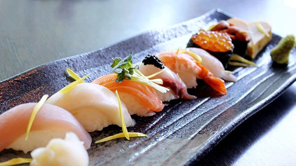 Click Here To View Sushi Deluxe at Ishin Japanese Dining