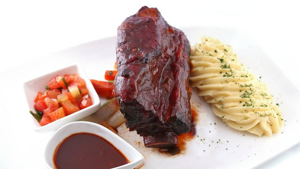 Click Here To View Free BBQ Short Ribs at The Steakhouse