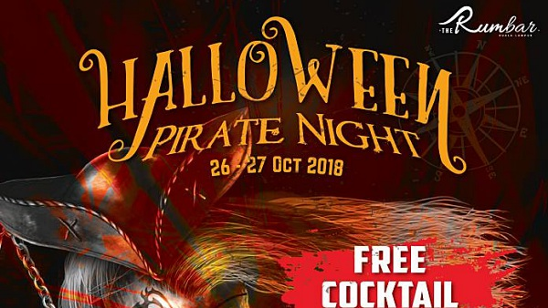 Click here to view Halloween Promotions at The Rum Bar KL