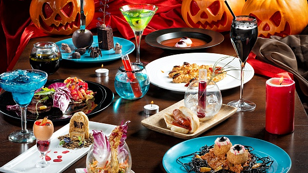 Click Here To View Halloween Party at TOP View Restaurant and Lounge