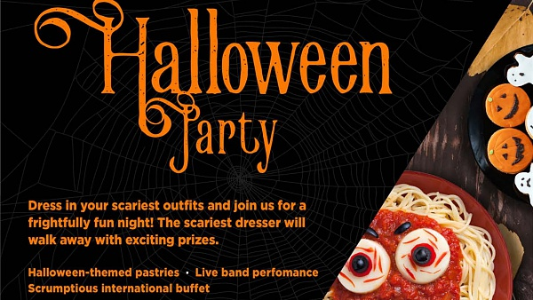 Click Here To View Halloween Party at Tosca Italian Restaurant, DoubleTree by Hilton Johor Bahru