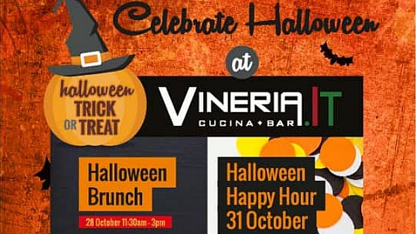 Click here to view Halloween at Vineria.IT