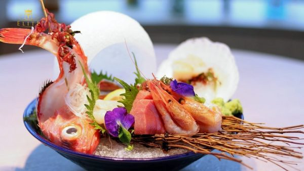 Click here to view Chef's Special Sashimi