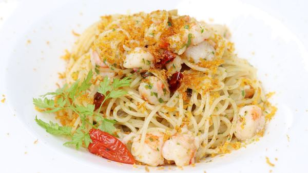 Click Here To View Angel Hair With Sardinian Bottarga at Cicchetti Di Zenzero