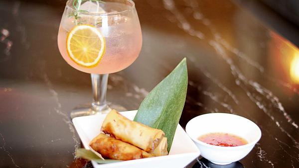 Click here to view Classic Twist GT and Duck Spring Roll at Pavilions Lounge