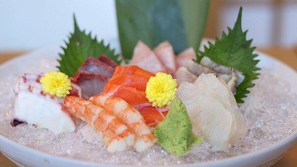 Click here to view free Sashimi at Yamaguchi Fish Market