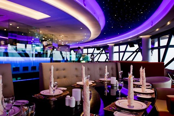 Click here to view Atmosphere 360 Revolving Restaurant for New Year Celebration