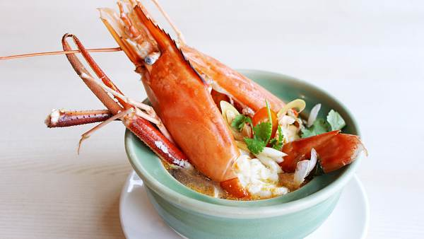 Click here to view free Chakri Tom Yam King Prawn at Imperial Chakri Palace