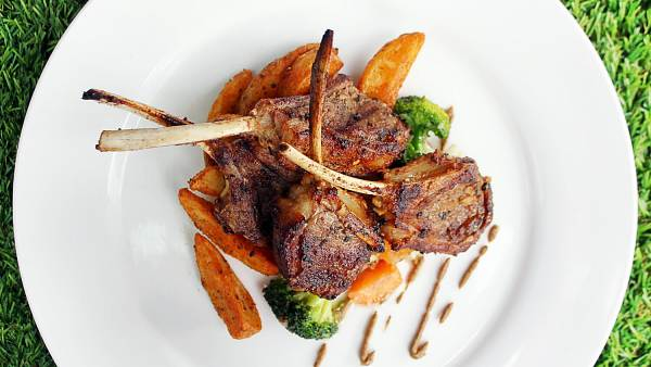 Click here to view Free Lamb Rack at Raintree