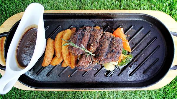 Click here to view Rib Eye at Raintree