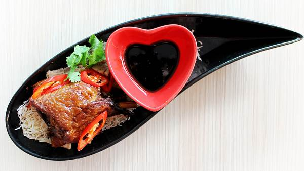 Click here to view Crispy Duck with Coffee Sauce at Sanoook
