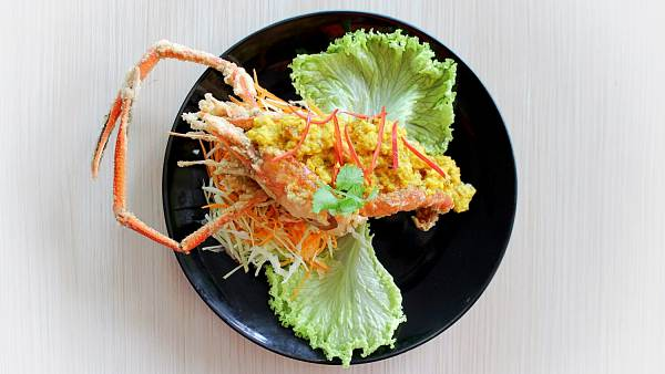 Click here to view Crispy King Prawn with Butter Cheese Sauce