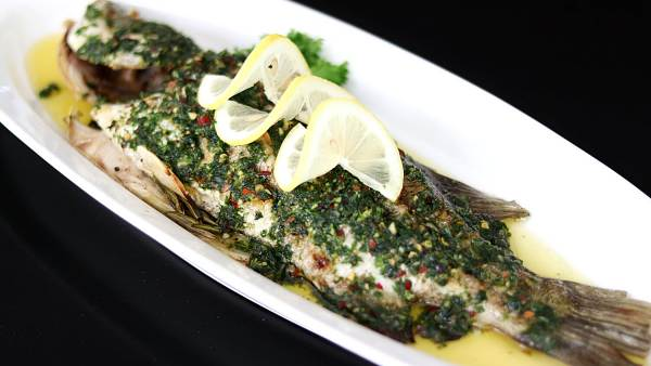 Click here to view free Whole Sea Bass at Vineria.IT