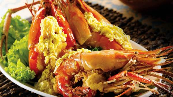 Click here to view Signature Deep Fried King Prawn at Chakri Palace