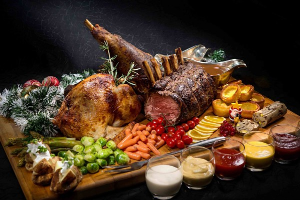 Click here to view Christmas Buffet at Makan Kitchen
