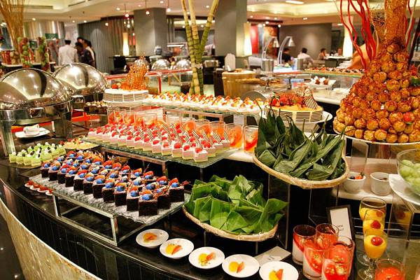 Click here to view Paya Serai's Buffet for New Year's Celebration