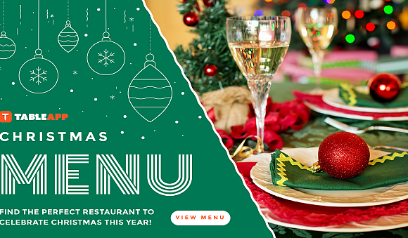 Top Christmas Menus in Malaysia for Christmas Celebration 2018