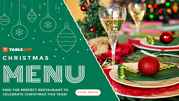 Click here to view Top Christmas Menus 2018
