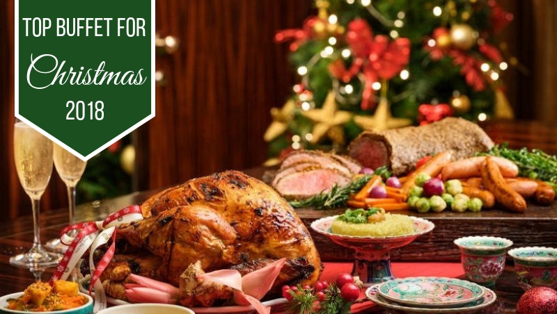 View Top Buffet Dinner and Brunch for Christmas 2018 in Malaysia