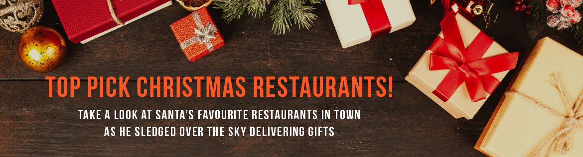 View top restaurants for Christmas celebration 2018 in Malaysia