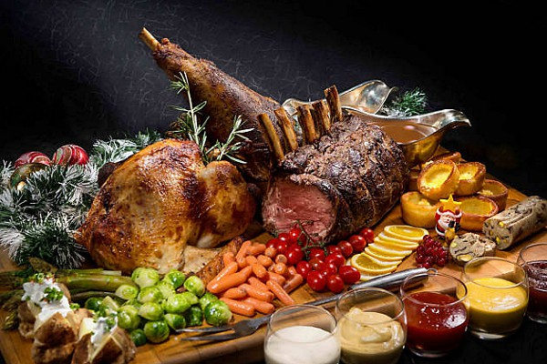 Click here to view Vasco's Christmas Buffet