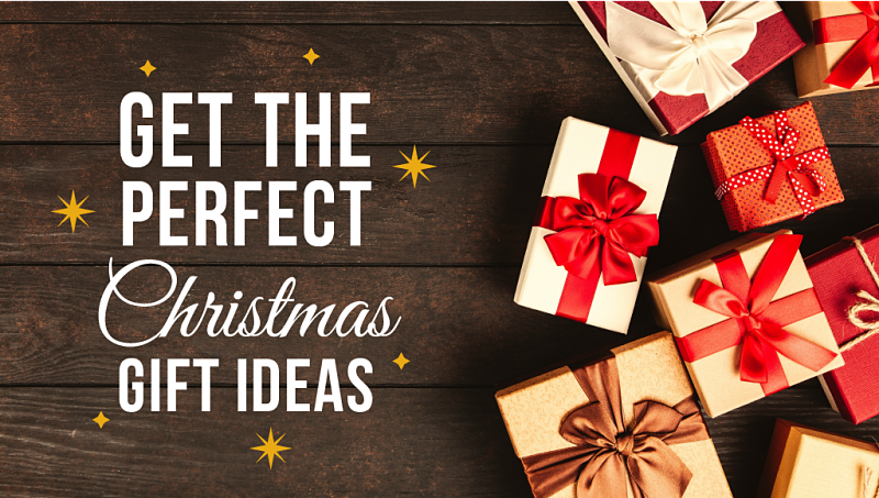 The Perfect Gift Ideas For Your Special Christmas 2018!