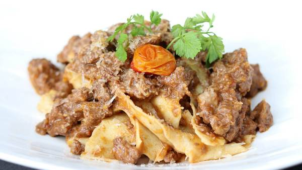 Click here to view Free Homemade Pappardelle at Zenzero Restaurant and Wine Bar